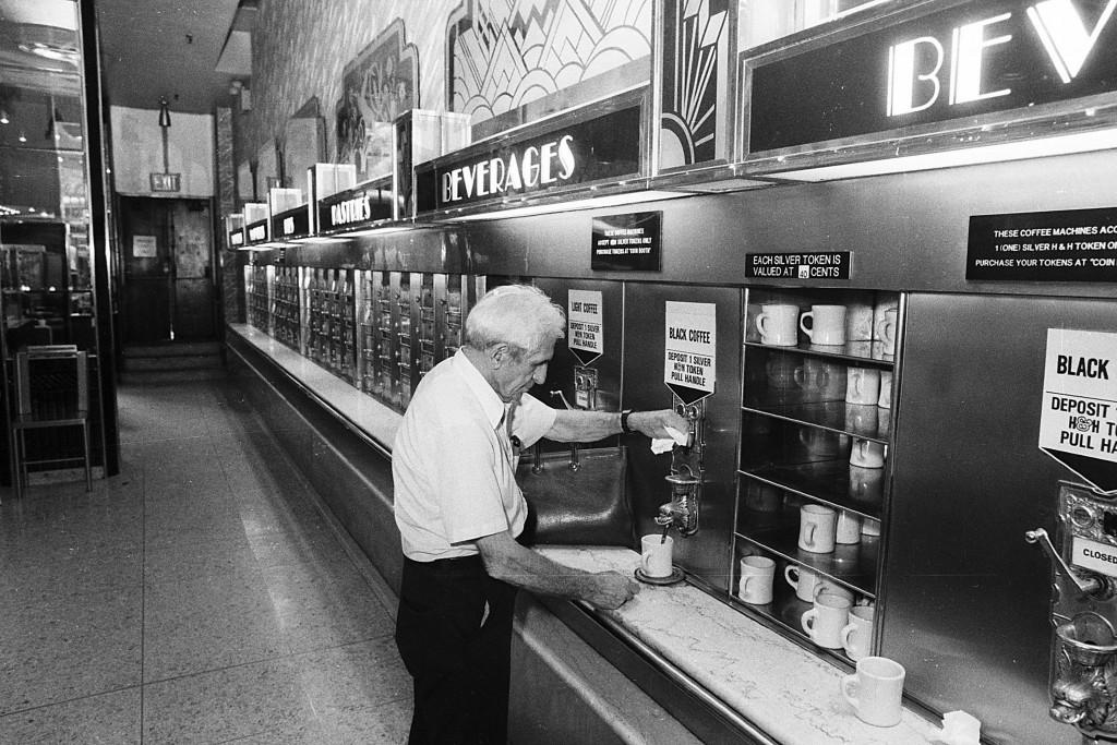 kávéautomata
