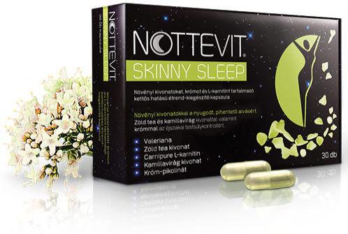 Megkönnyítheti életünket a nyugodt alvás kapszula!
